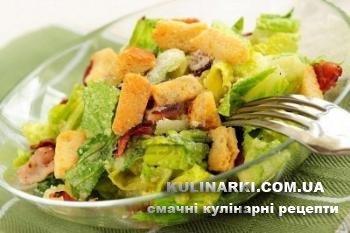 Пісні салати рецепти