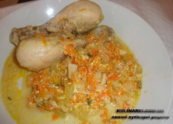 курица в соусе мультиварке рецепты фото