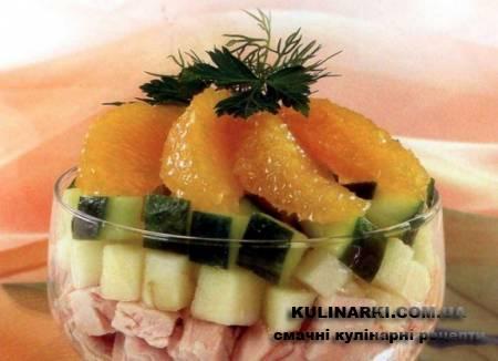 Салат-коктейль овощной рецепт с фото