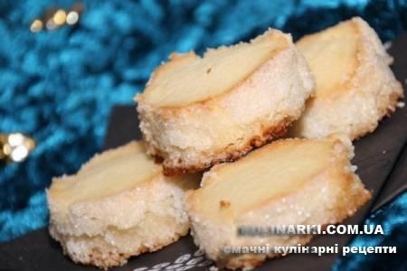 Печиво «Пісочний діамант»