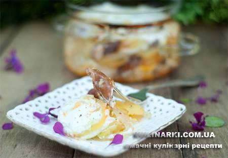 Картопля в духовці рецепт з фото