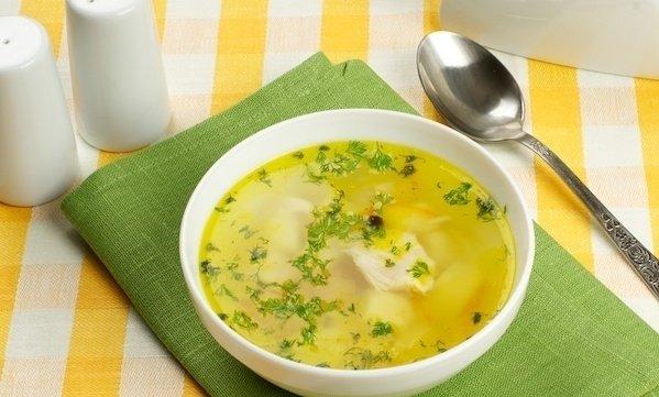 Суп рецепт с макаронами и картошкой и мясом