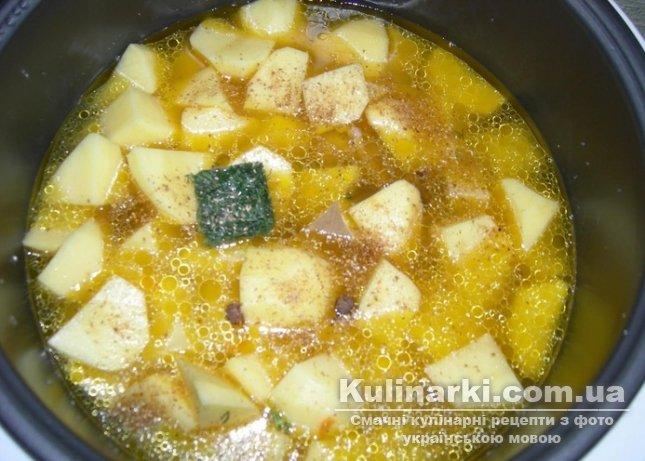 Рецепт тушеного картофеля пошагово с фото
